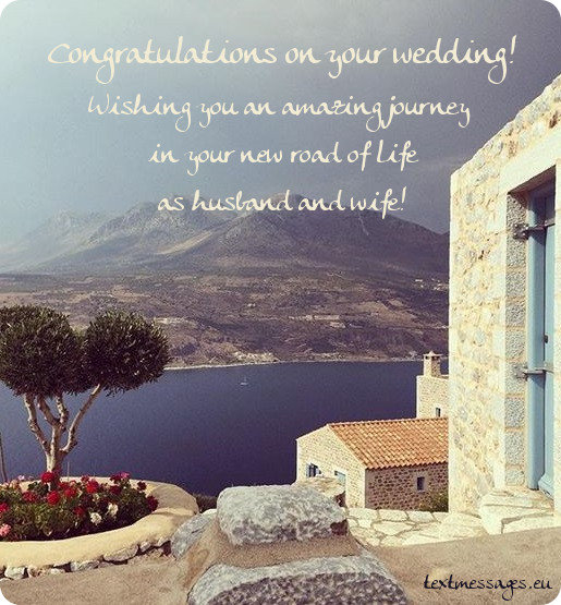 70 Short Wedding Wishes, Quotes & Messages (With Images