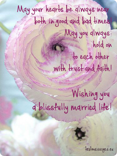 Happy Married Life Wishes In Islam