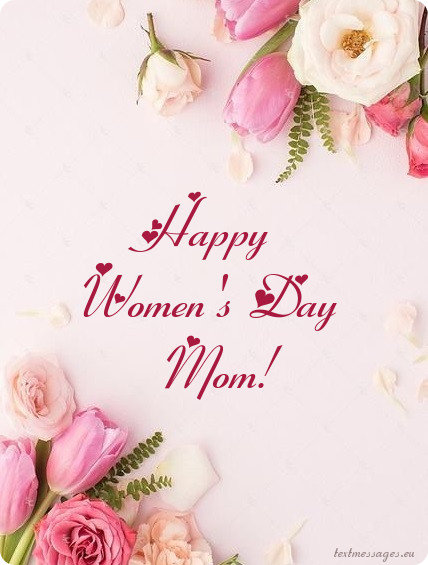 women's ay wishes for mom