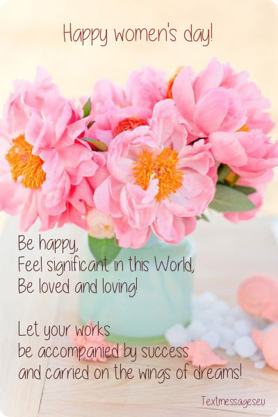 Top 50 Happy Womens Day Wishes With Images